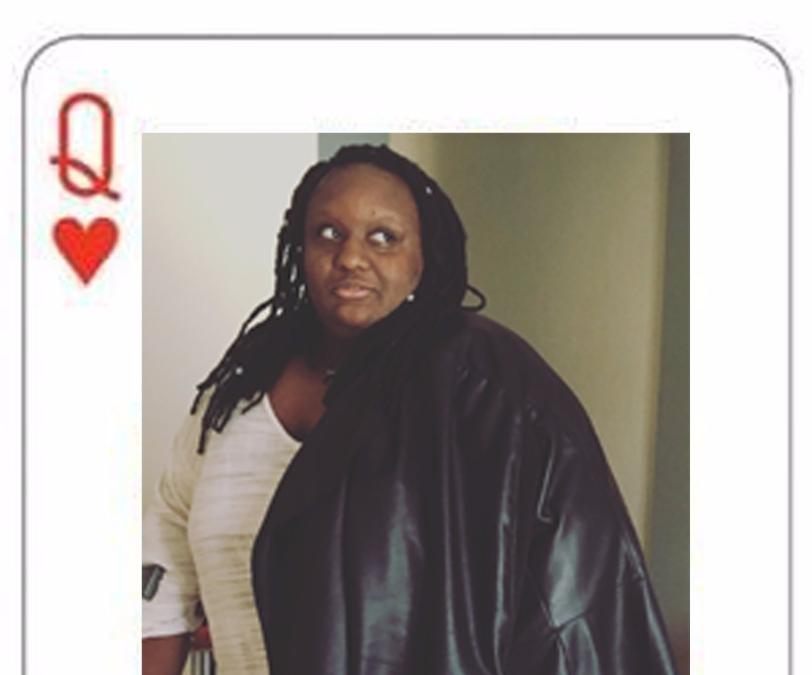 Imani Queen of hearts